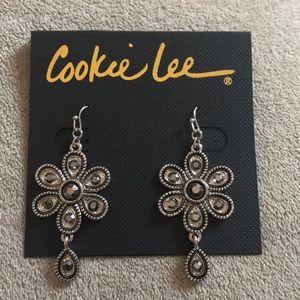Cookie Lee Pierced Earrings